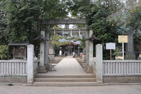 石神井氷川神社_a0121671_19373416.jpg