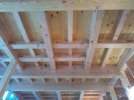 「自然素材に包まれた高断熱の家」が完成しました。_e0140472_13563286.jpg