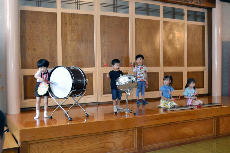 上宮第一幼稚園「お誕生会」_d0353789_11372997.jpg