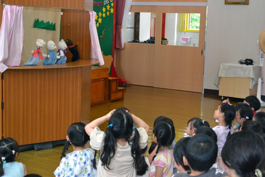 上宮第一幼稚園「お誕生会」_d0353789_11373666.jpg