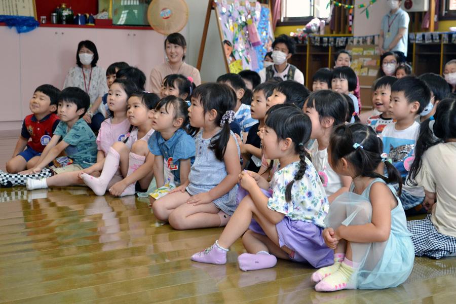 上宮第一幼稚園「お誕生会」_d0353789_11374622.jpg