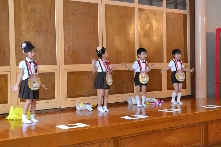 上宮第一幼稚園「お誕生会」_d0353789_11380127.jpg