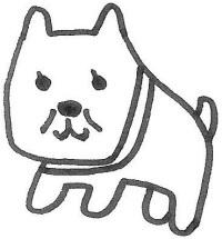出くわしたヨタヨタ犬(岡)_f0354314_20233812.jpg