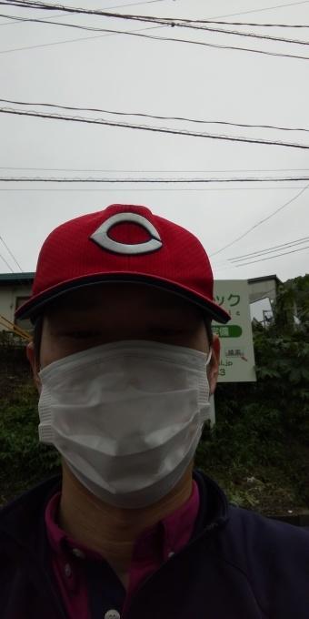 本日もアベノマスクよりコンビニのマスクで介護現場に出勤です!_e0094315_07472454.jpg