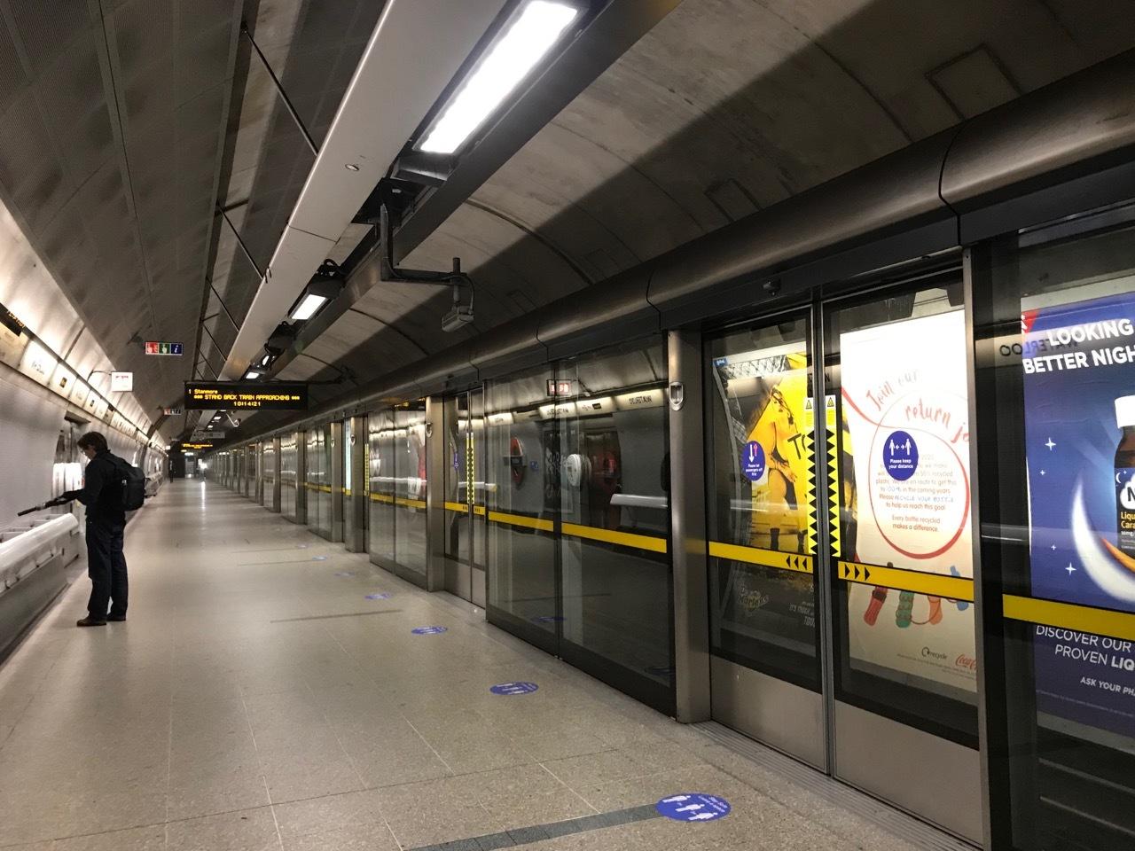 4ヶ月ぶりに乗ったバス、電車、地下鉄_e0114020_19505529.jpg