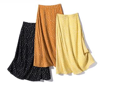 いつも驚かされるクオリティ!SAISON DE PAPILLONでみつけたドット柄スカート_a0393224_15461213.jpg