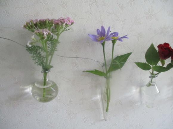 お花を飾って3人でランチ会_a0279743_22024827.jpg