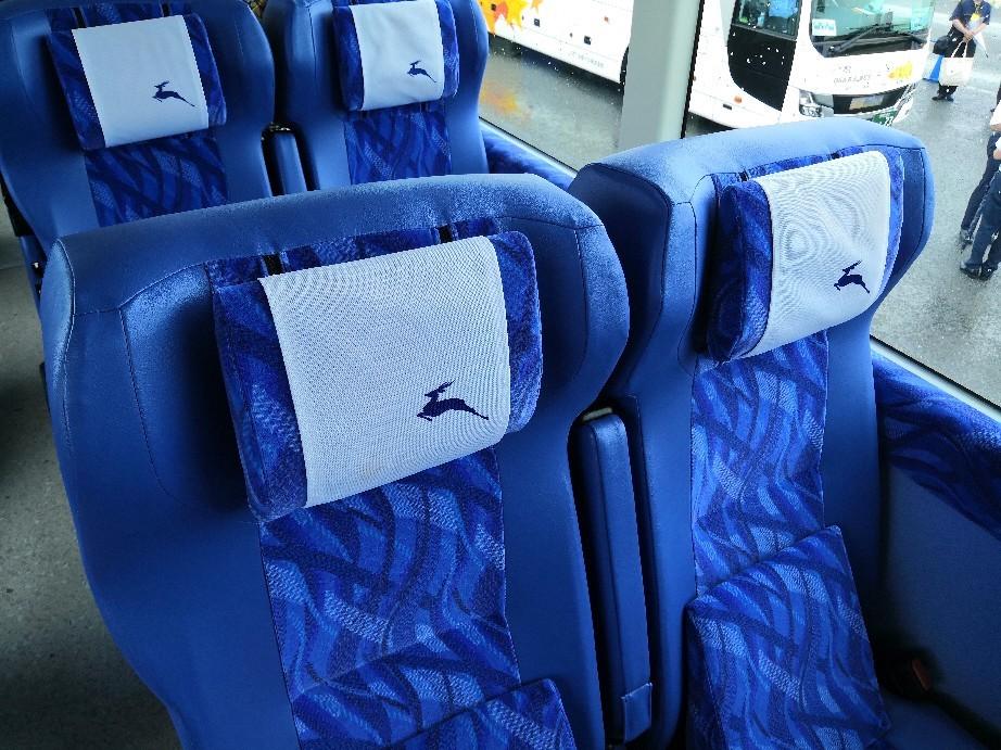 乗り心地抜群の奈良交通のゴージャス観光バス「青龍」☆彡_a0004752_15125628.jpg