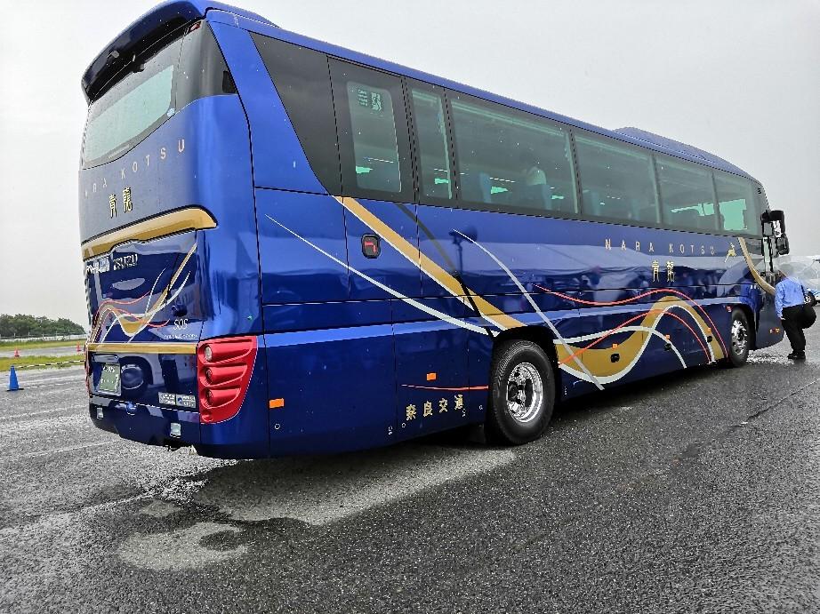 乗り心地抜群の奈良交通のゴージャス観光バス「青龍」☆彡_a0004752_15125684.jpg