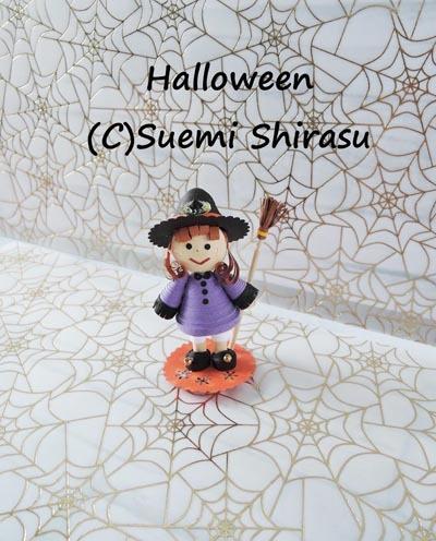 秋の課題 Halloween_a0335352_13134659.jpg