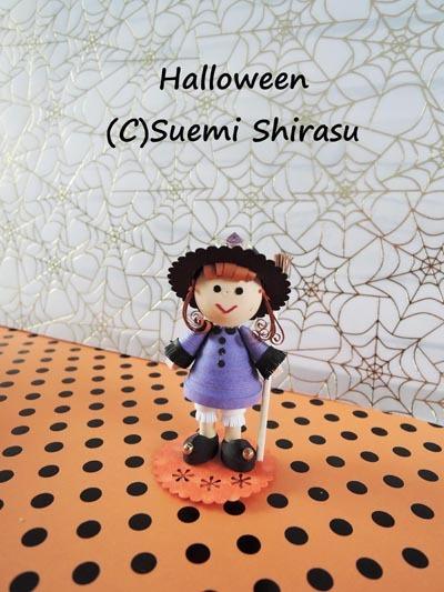 秋の課題 Halloween_a0335352_13165489.jpg