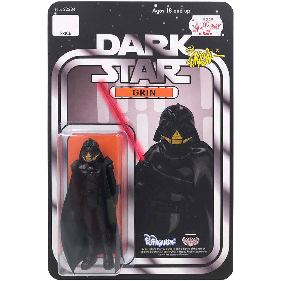 Dark Star Grin by Ron English_e0118156_09291696.jpg