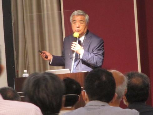 神奈川県中小企業診断士理論研修会にて社長講演を行いました_e0190287_21274607.jpg