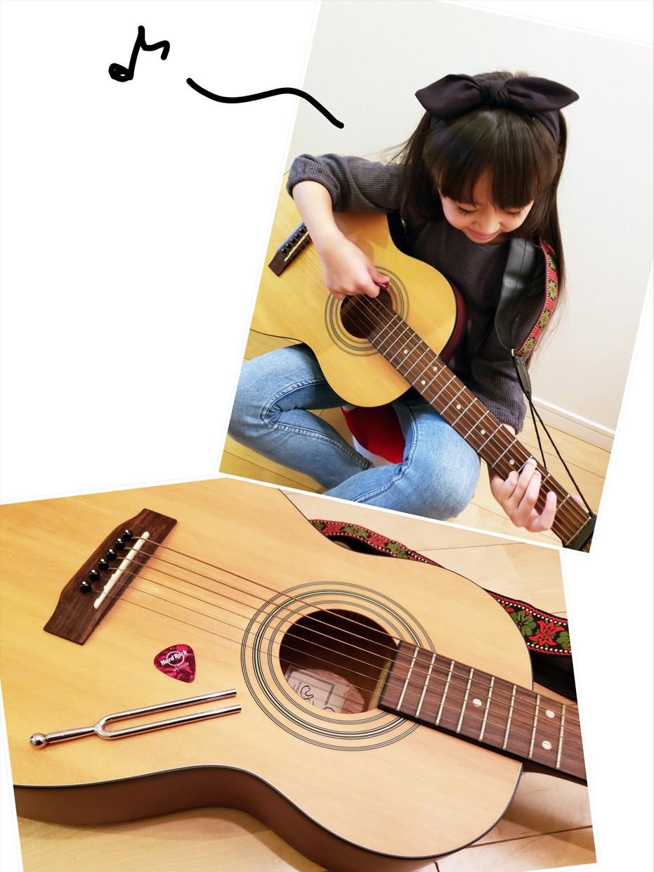 父の日、ギター、ピアノ、紫陽花ちゃん。。_d0224894_17393041.jpg