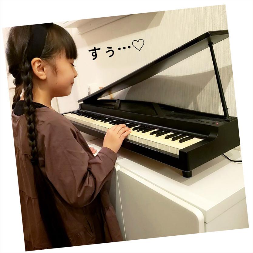 父の日、ギター、ピアノ、紫陽花ちゃん。。_d0224894_19372373.jpg