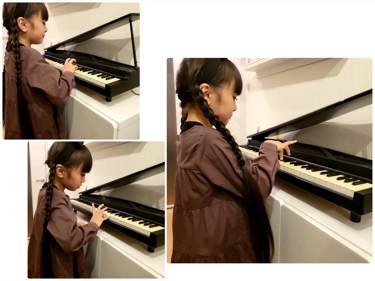 父の日、ギター、ピアノ、紫陽花ちゃん。。_d0224894_19372786.jpg