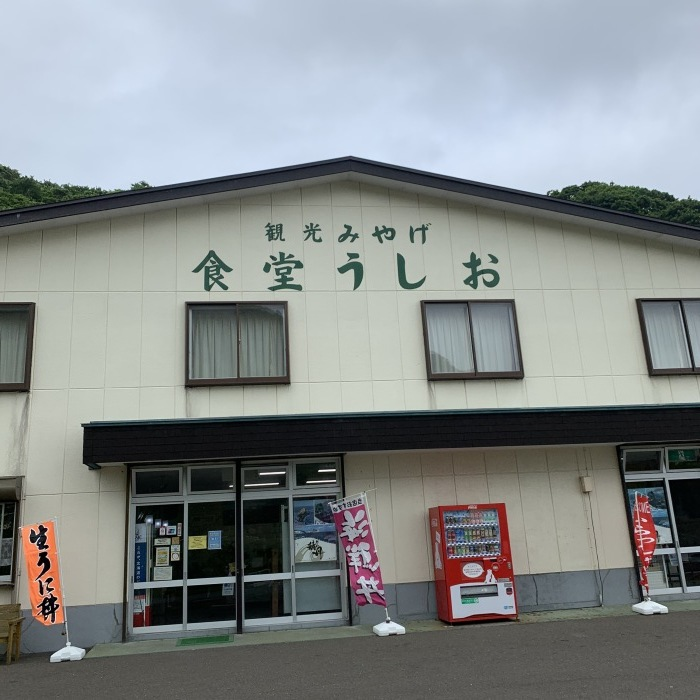 朝イチ!朝駆け!赤ウニ丼!😋_c0226202_17471909.jpeg