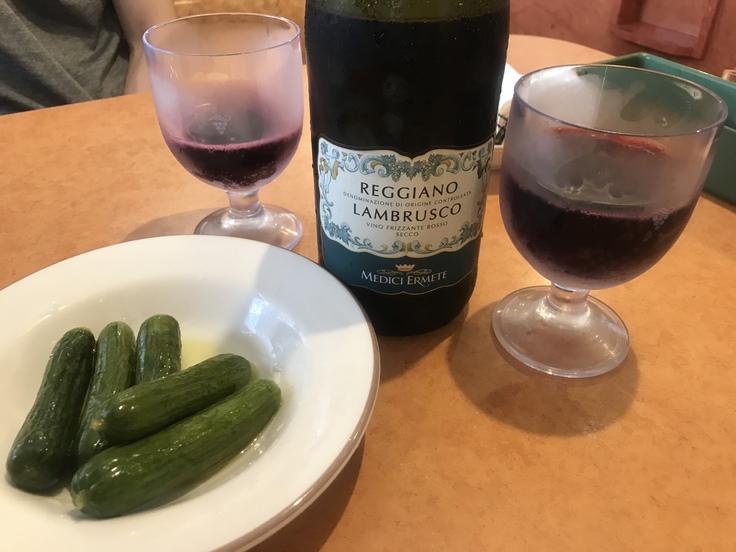 サイゼリヤでワインがぶ飲み!!@日曜の遅いランチ_c0212604_14394177.jpg