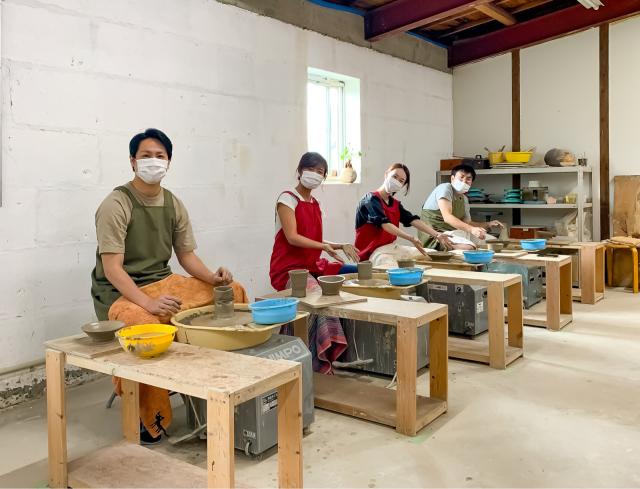 本日の陶芸教室 Vol.1053,1054_a0163716_15275385.jpg