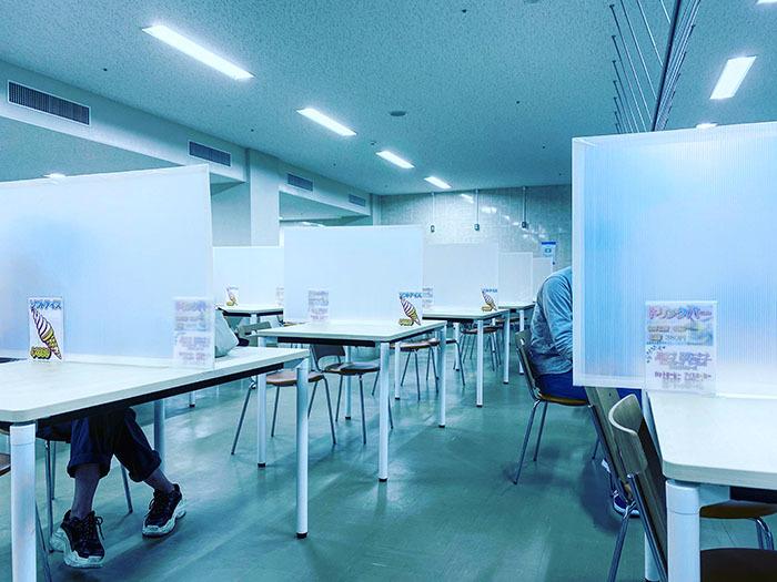 府中運転試験場食堂 / iPhone 11_c0334533_23360078.jpg