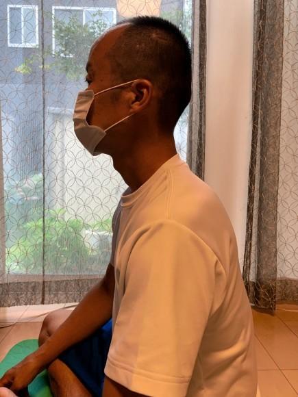【マスクを楽にする方法】_a0039748_17502727.jpg