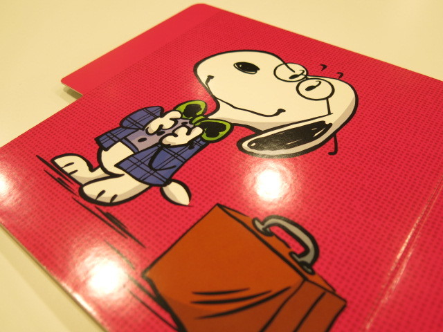 "\""JOE PREPPY / THE MAny FACE OF Snoopy #2\""ってこんなこと。_c0140560_09465844.jpg"