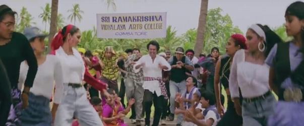 『ムトゥ 踊るマハラジャ』 K・S・ラヴィクマール 1995_d0151584_23500038.jpg
