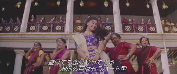『ムトゥ 踊るマハラジャ』 K・S・ラヴィクマール 1995_d0151584_23501153.jpg
