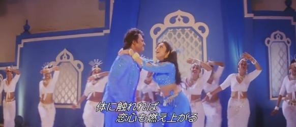 『ムトゥ 踊るマハラジャ』 K・S・ラヴィクマール 1995_d0151584_23501597.jpg