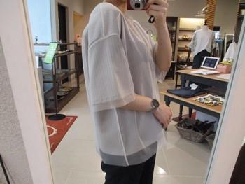 ゆったり楽ちんTシャツ♪【出雲店】_e0193499_16081601.jpg