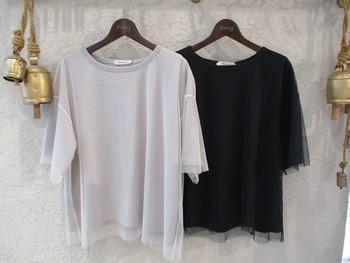 ゆったり楽ちんTシャツ♪【出雲店】_e0193499_16111481.jpg