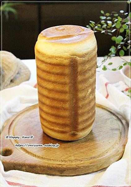 鮭むすび弁当とパン焼きと~♪_f0348032_17214483.jpg