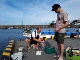 【ファミリーで釣りへ】_e0093046_17315976.jpg