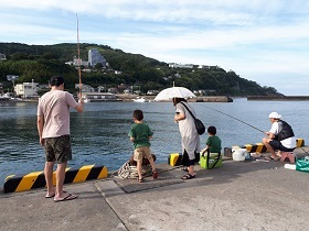 【ファミリーで釣りへ】_e0093046_17320915.jpg