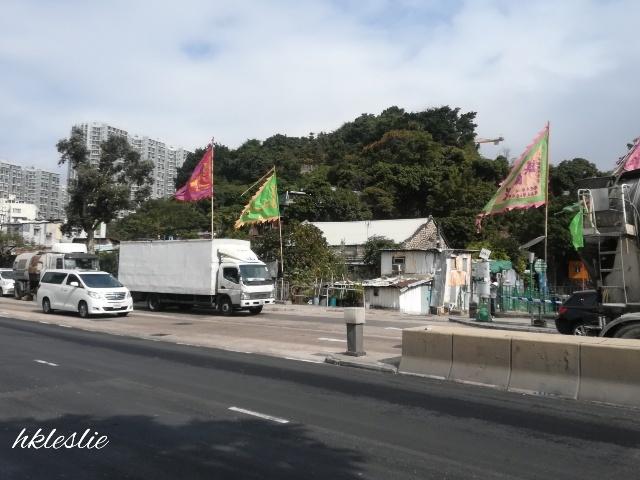 茶果嶺鄉診所→坑口_b0248150_02555614.jpg