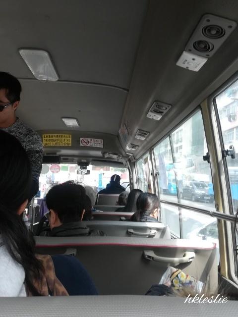 茶果嶺鄉診所→坑口_b0248150_02563624.jpg