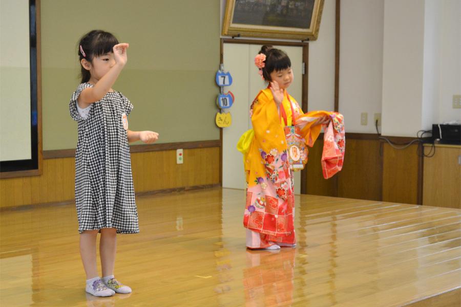 上宮第二幼稚園のお誕生会でした。_d0353789_11531269.jpg