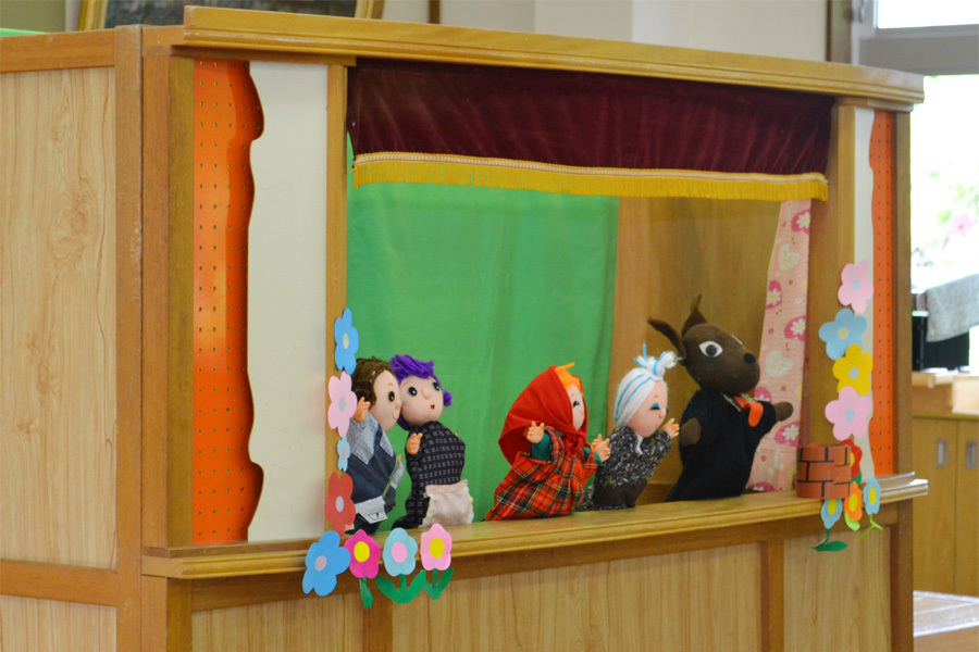 上宮第二幼稚園のお誕生会でした。_d0353789_11533698.jpg