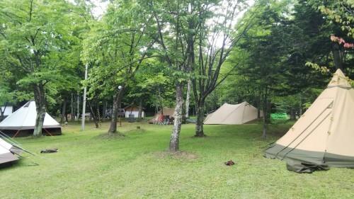 7月11日、12日に当麻キャンプ場にてキャンプテント展示会が開催されました!_d0198793_17020537.jpg