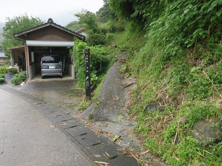 国東半島峯道ロングトレイルT2 2020.07.12(日)_a0166196_16145721.jpg