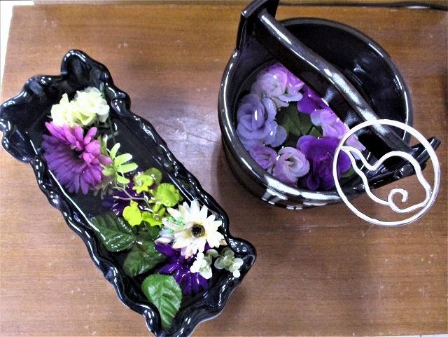 花ロードお水鉢プロジェクト始まる _b0163804_13455473.jpg