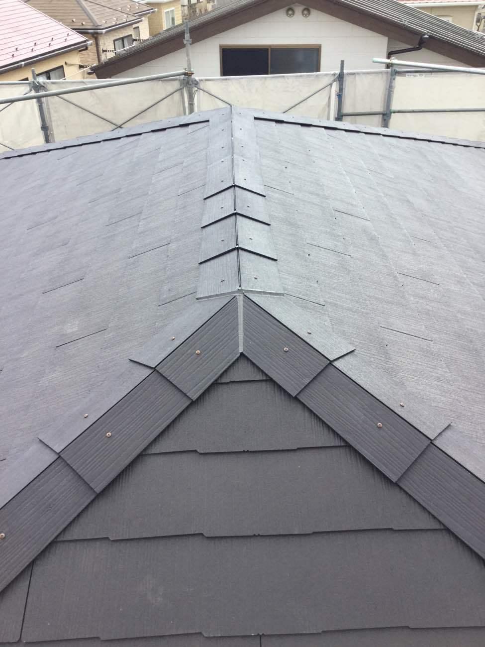 屋根葺き替え工事 _d0358411_13070320.jpg