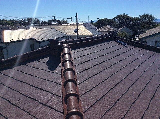 屋根葺き替え工事 _d0358411_13264114.jpg