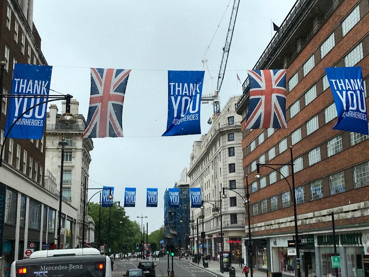 ロックダウン以来4ヶ月ぶりに見たロンドン市内_e0114020_22455056.jpg