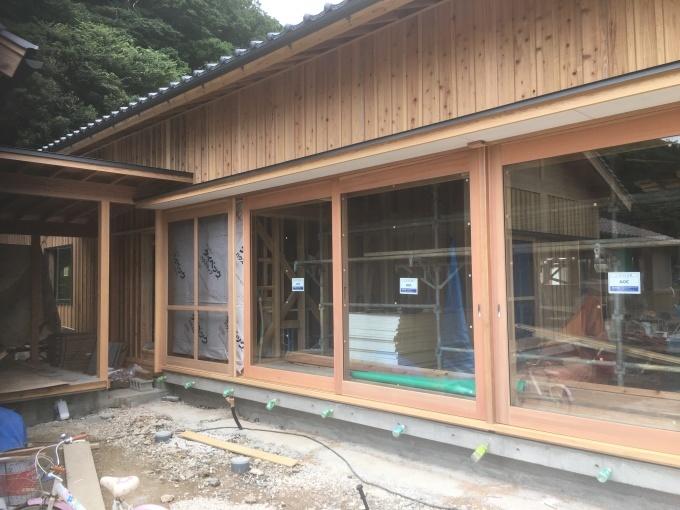 上対馬の家 内部造作工事_b0091545_15513512.jpg