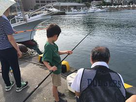 【ファミリーで釣りへ】_e0093046_10343663.jpeg