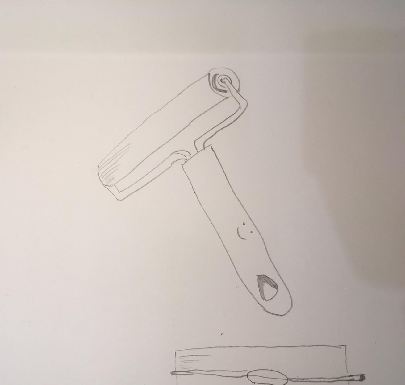 鉛筆で描こう~立体の表現へ向けて~_d0076558_15173786.jpg