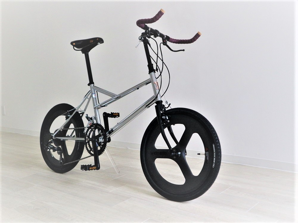 FLAME bike限定 BRUNO VENTURA カスタム_e0188759_12171908.jpg