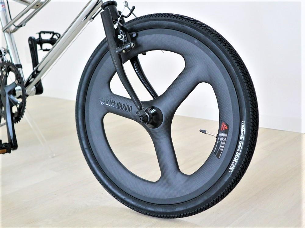 FLAME bike限定 BRUNO VENTURA カスタム_e0188759_12193769.jpg