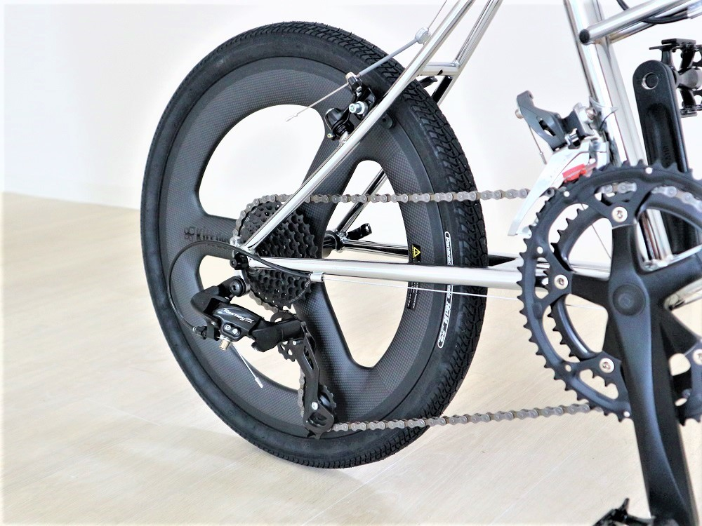 FLAME bike限定 BRUNO VENTURA カスタム_e0188759_12194077.jpg